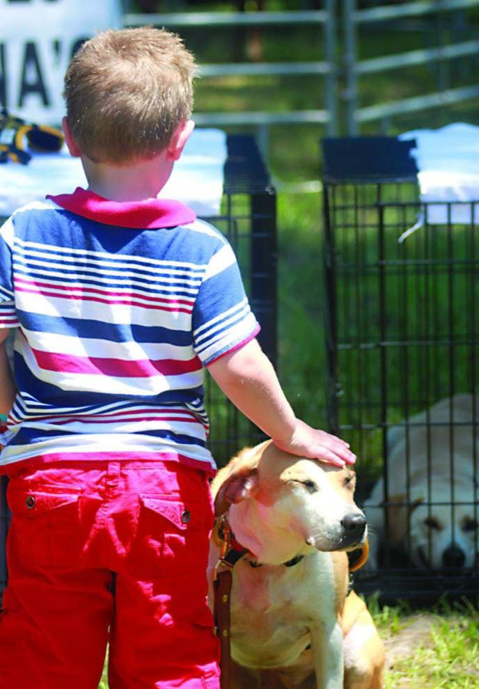 Program mutually rehabs animals, offenders _lowres