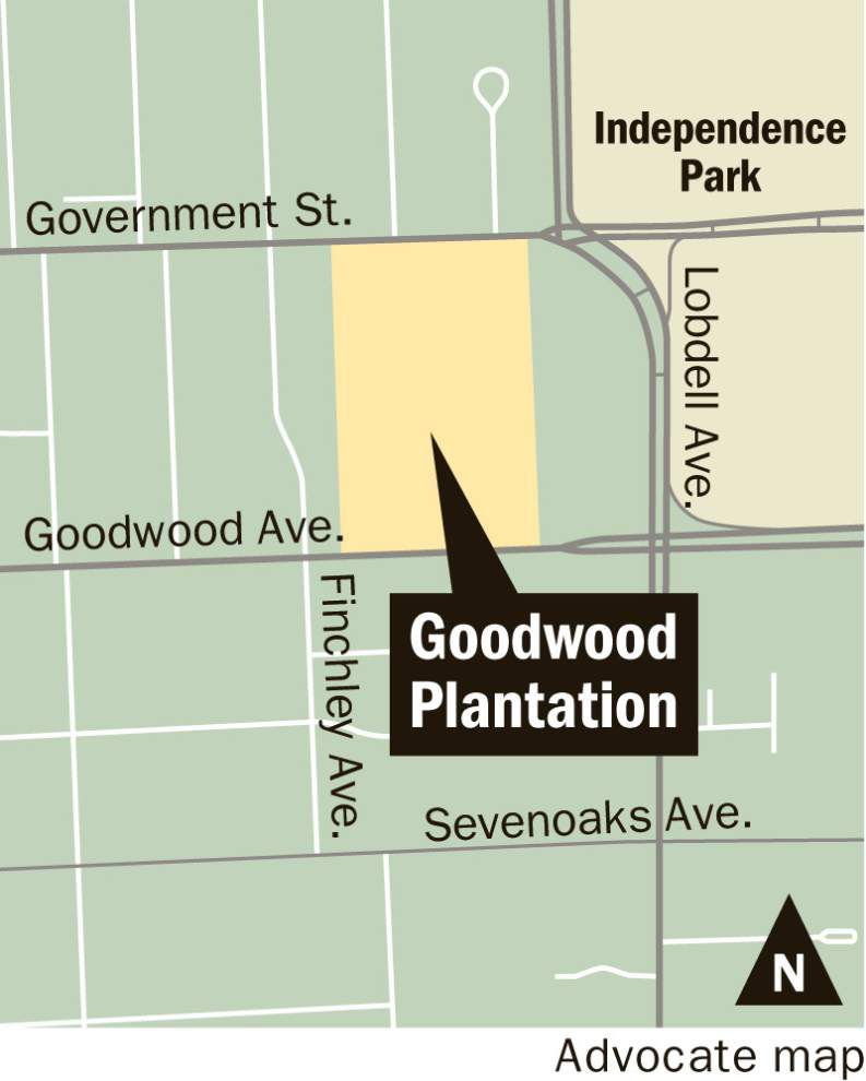 Goodwood Plantation sells for $8.5 million, to be restored with high-end subdivision built around it _lowres