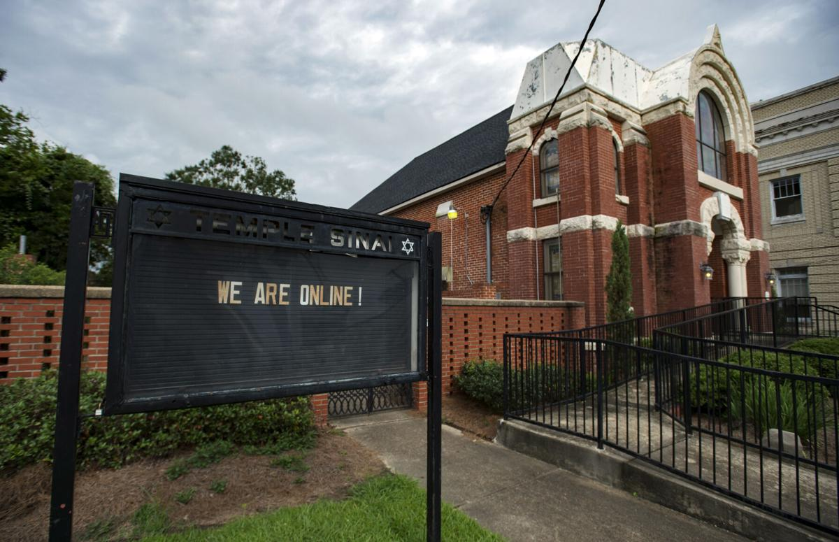 Lake Charles religious institutions