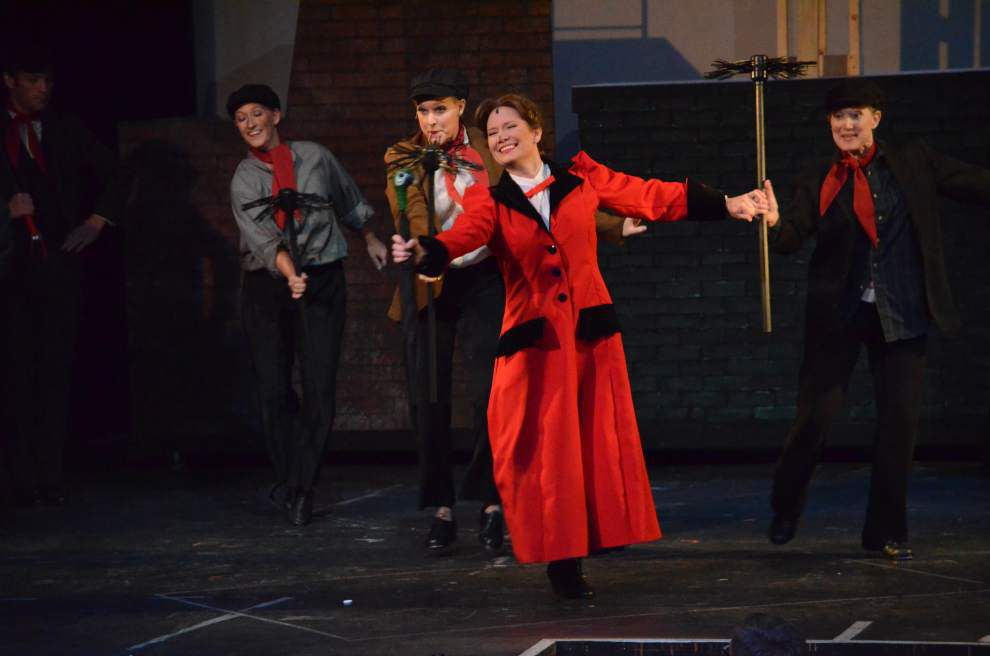 Theatre Baton Rouge finds its voice under new direction with 'Mary Poppins' _lowres