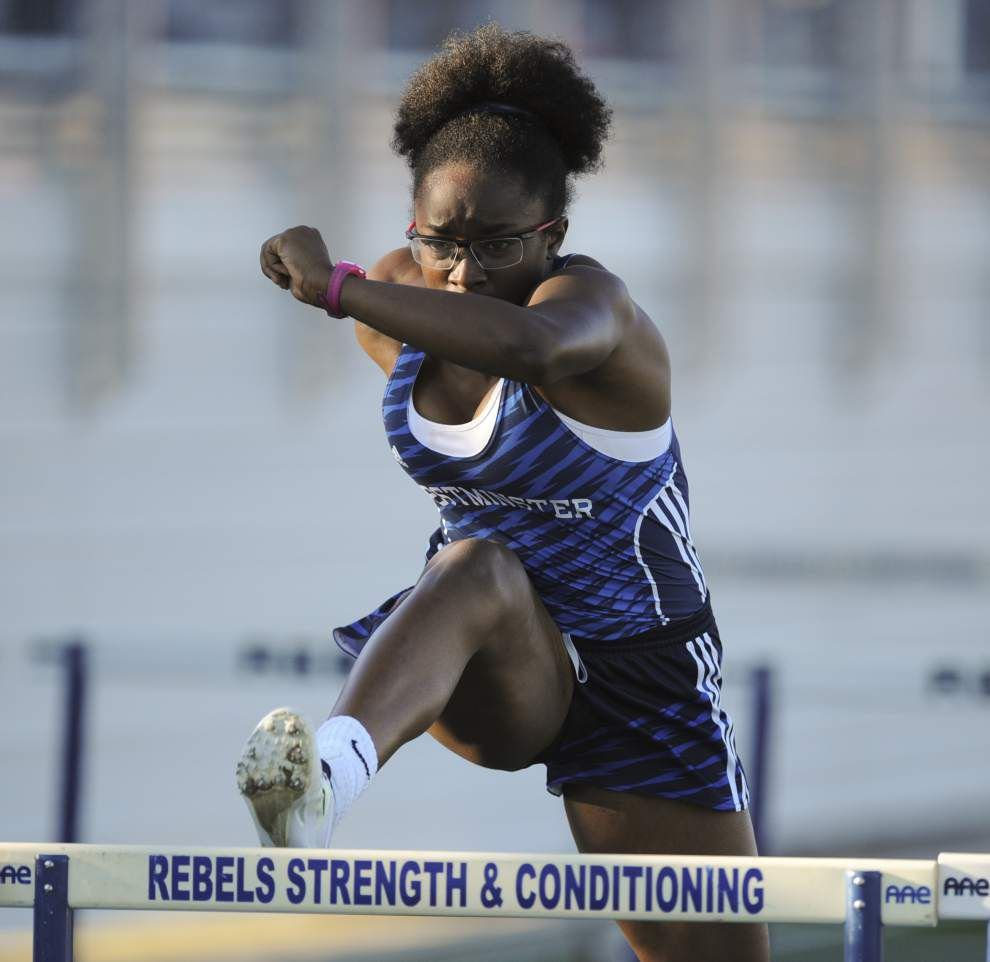 Teurlings Catholic sweeps titles at own meet _lowres