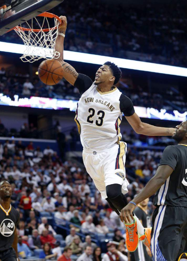 Notebook: It's a gradual process, but the Pelicans are getting healthier _lowres