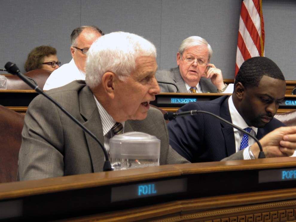 La. House panel advances $25 billion state budget _lowres