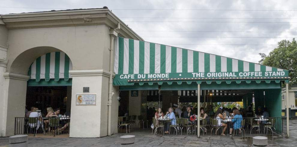 Café Du Monde to buy Evans Candy space in French Market and expand operations _lowres