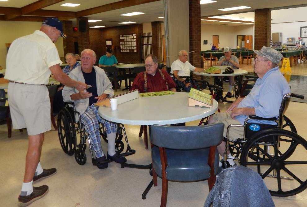 Jackson Lions Club teams up with La. veterans home _lowres