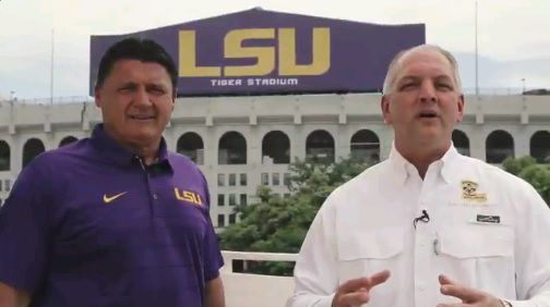 Edwards and Orgeron