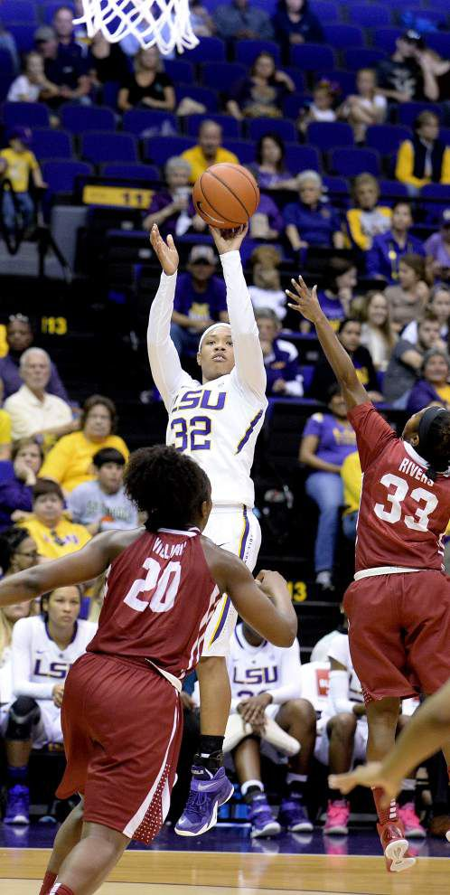 Now comes the real test for LSU women _lowres
