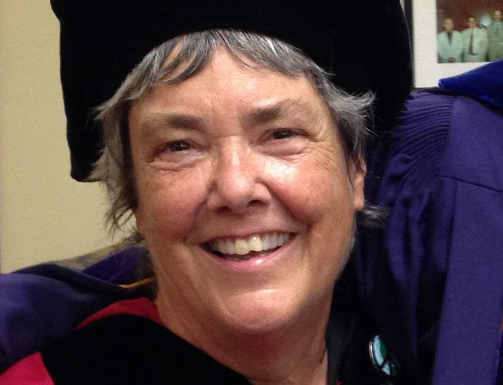 LSU, friends mourn death of cherished professor Elisabeth Oliver _lowres