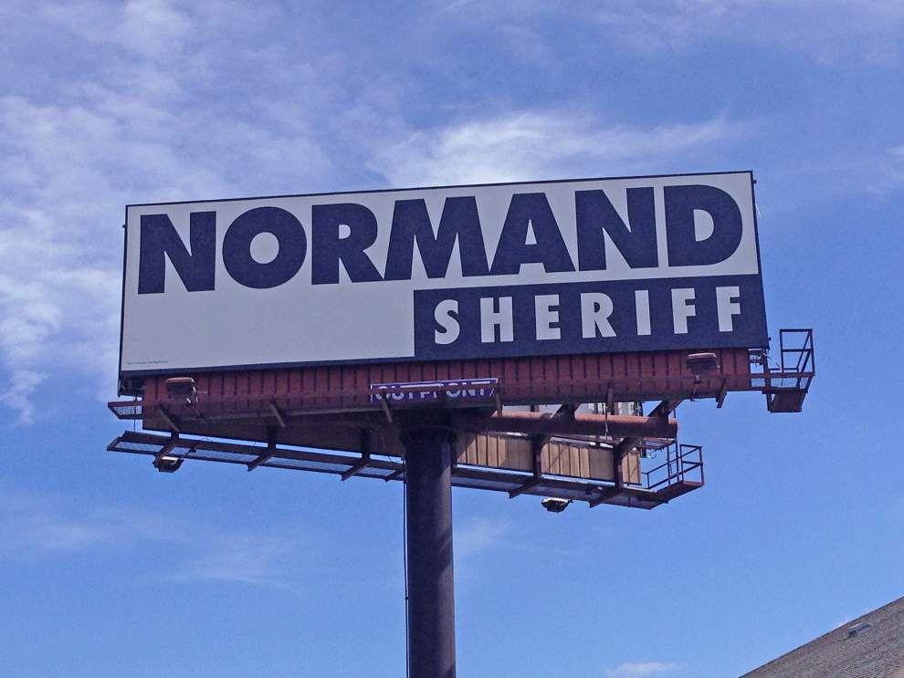 Jefferson Parish Sheriff Newell Normand cruises to third term _lowres