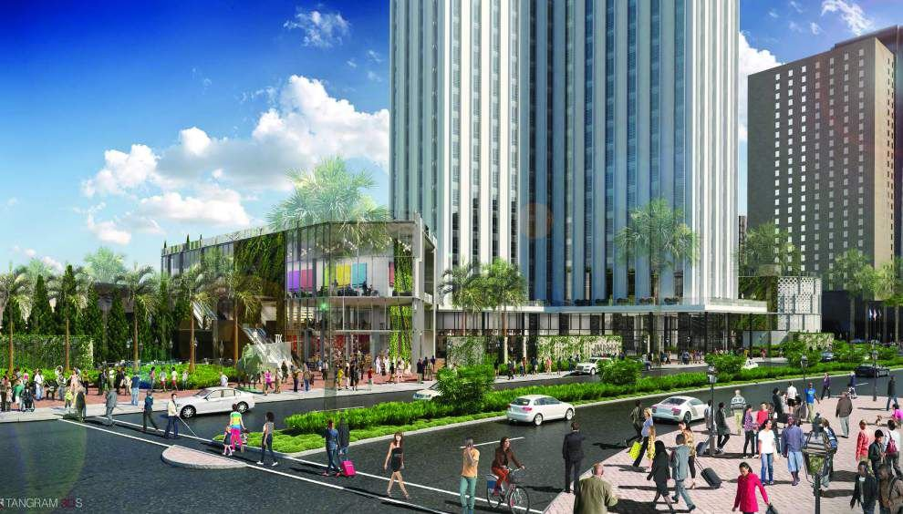 Companies sweeten their bids to New Orleans for right to redevelop World Trade Center building; big decision coming this week _lowres