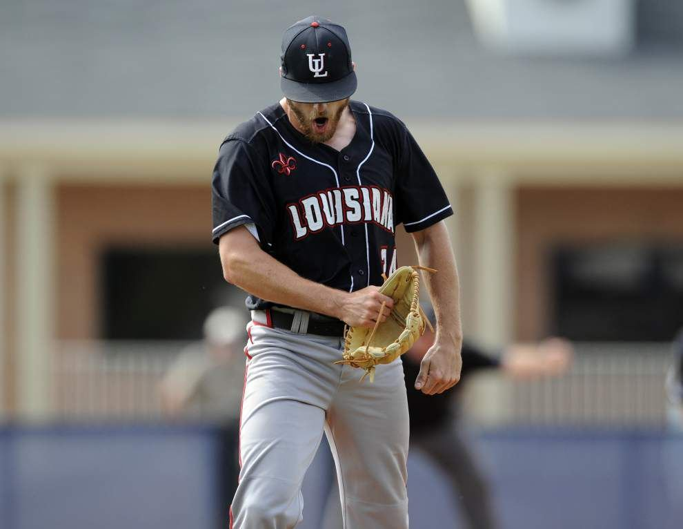 Evan Guillory leads the way as Cajuns keep their Sun Belt title hopes alive with 6-3 win at South Alabama _lowres