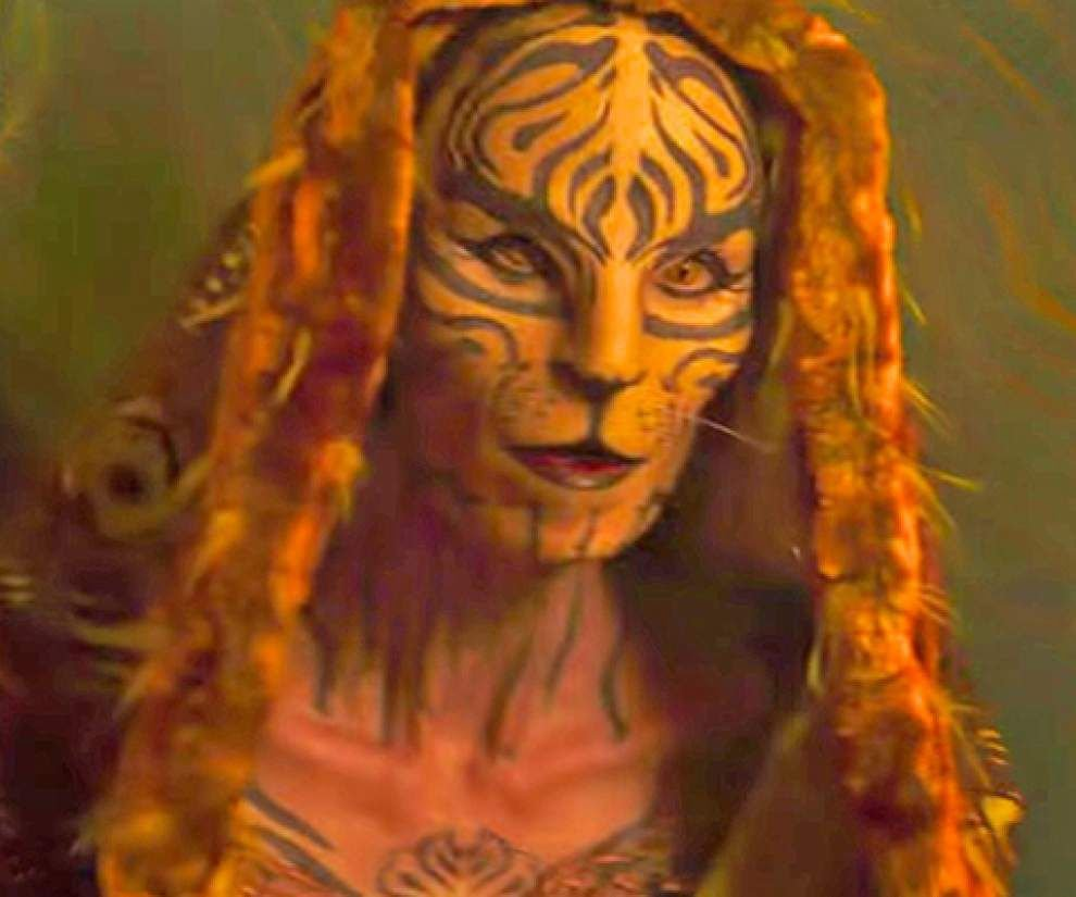New Orleanian Eugenie Bondurant stars in 'Hunger Games' finale _lowres
