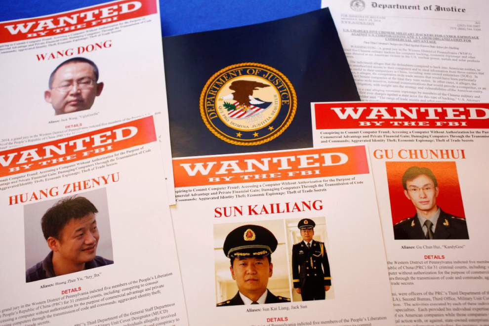 Report: Chinese hackers hit US personnel networks _lowres
