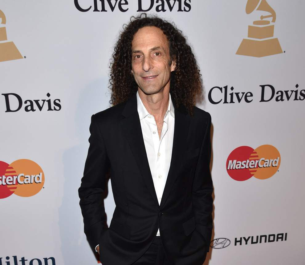 Kenny G wants in on traditional jazz radio, Hollywood _lowres