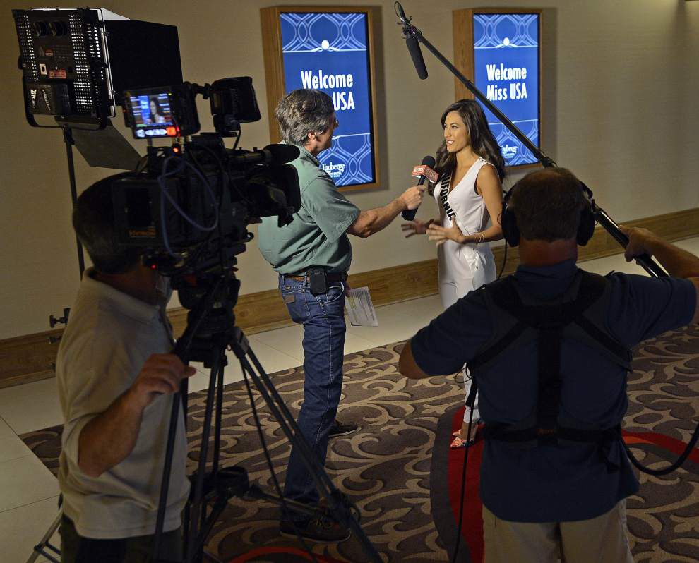 Miss USA pageant adds three new hosts after one more drops out; confirms pageant will be streamed online in addition to broadcast on Reelz network _lowres
