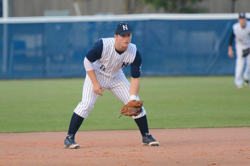 Northshore baseball player Blake Way commits to Southeastern _lowres