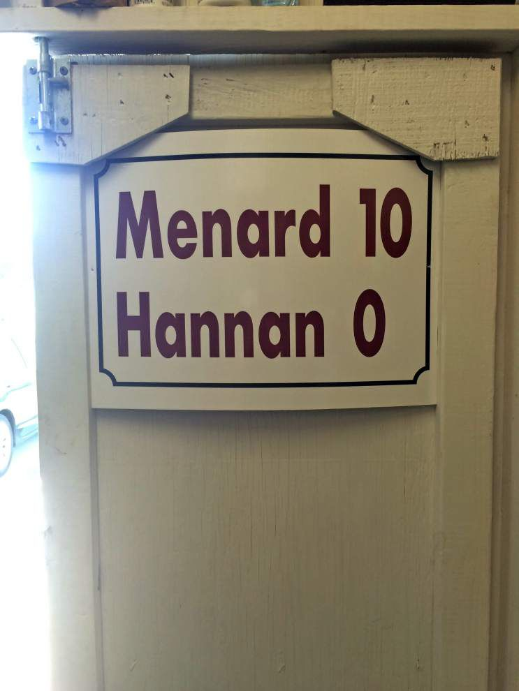 Older and wiser Hannan plans to change outcome at this year's state softball tournament _lowres