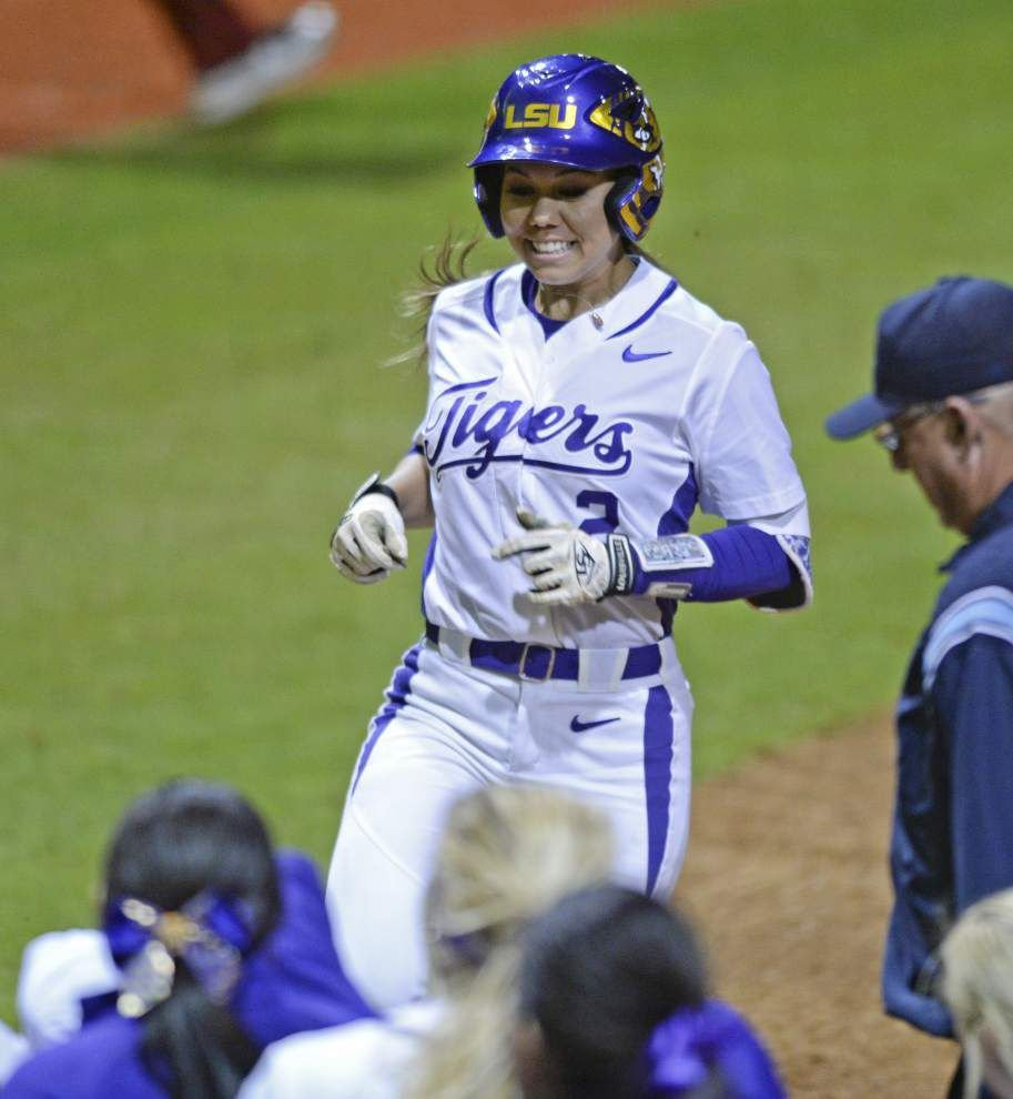 LSU softball team welcomes in Louisiana-Monroe for Tuesday home matchup _lowres