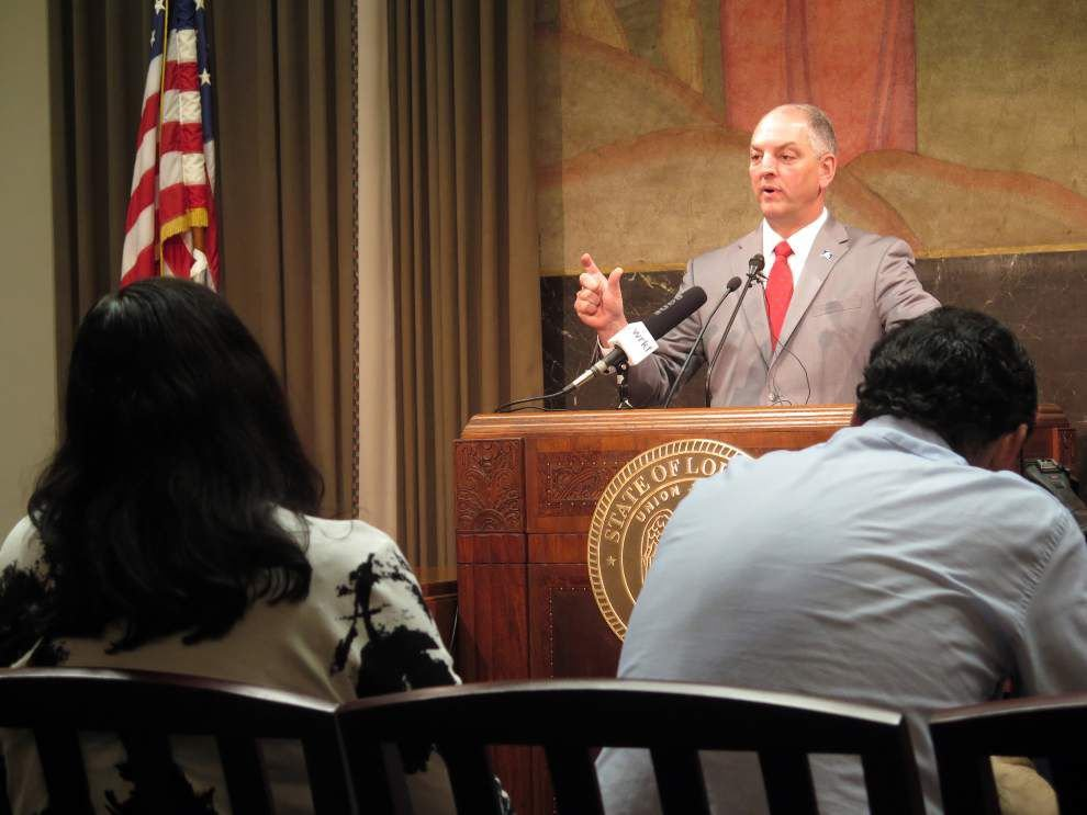 Big question for Gov. John Bel Edwards: Will he veto TOPS language that funds scholarships in fall, slashes in spring? _lowres