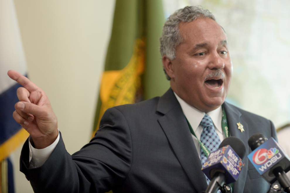 James Gill: Who gets the keys? Standoff looming between Gusman, city over fate of New Orleans jail _lowres