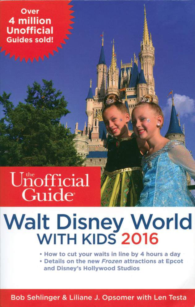 Book review: Disney guide helps with latest adventures, technology _lowres