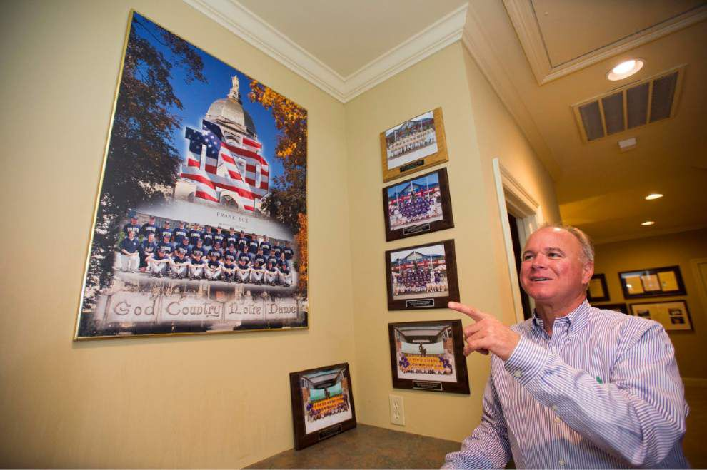 Weird superstitions, crazy traditions, LSU coach Paul Mainieri, wife Karen prepare for 10th opening day at LSU _lowres