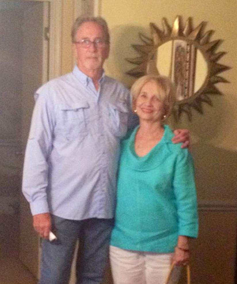 Baton Rouge community 'shocked,' 'heartbroken' after Denis, Suzanne Duplantier found dead at Hammond truck stop _lowres