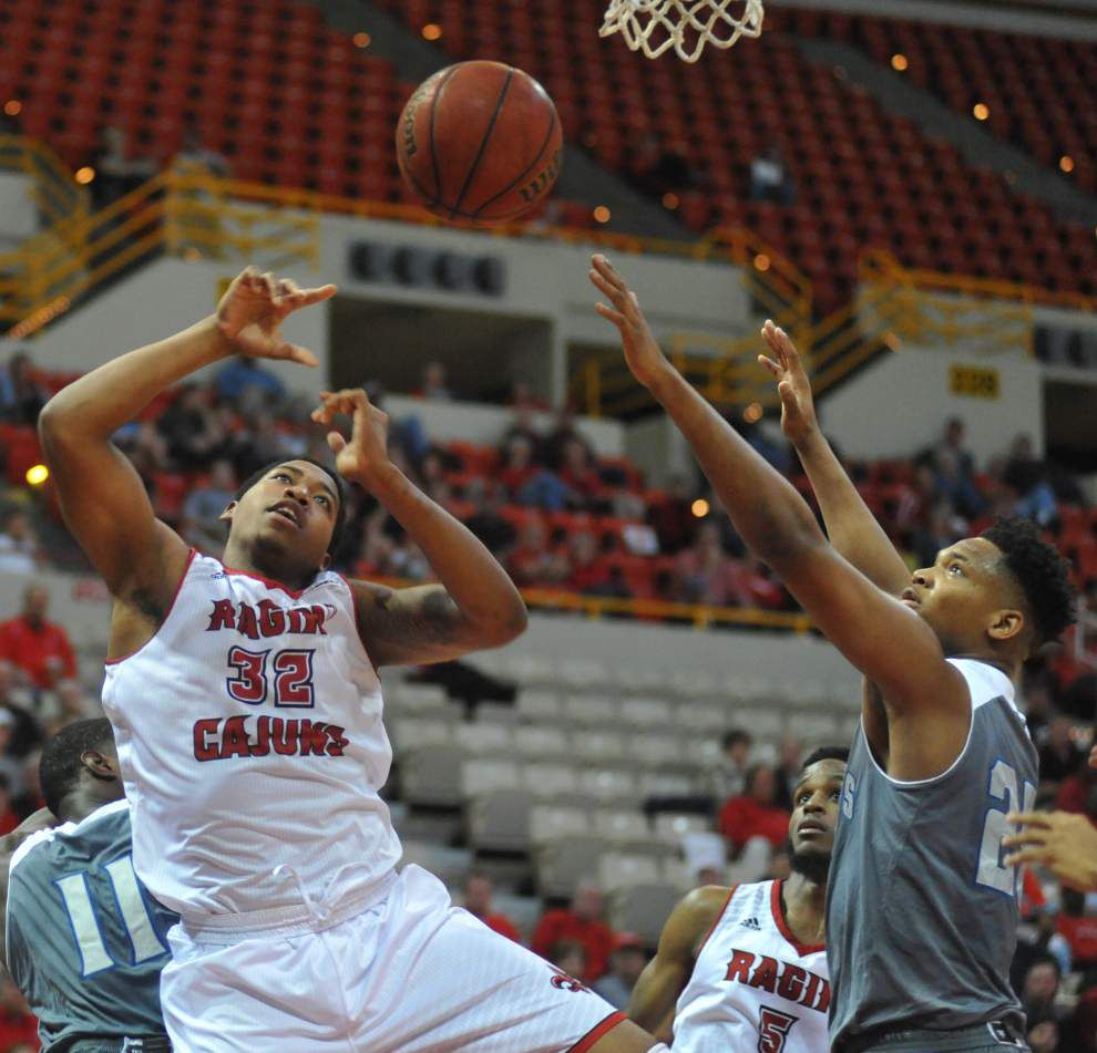 Bryce Washington, Cajuns to rest injuries over holiday break _lowres