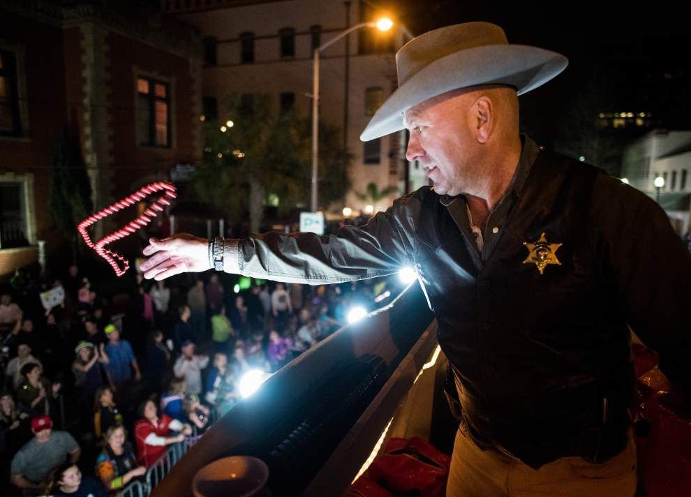 St. Landry Sheriff's Capt. Clay Higgins, popular for Crime Stoppers segments, resigns: 'I'd die rather than sacrifice my principles' _lowres