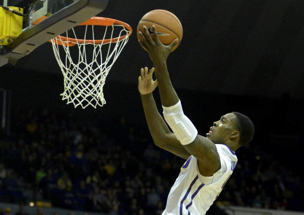 LSU men's basketball chat with Advocate sportswriter Matthew Harris, Thursday at 11 a.m. _lowres