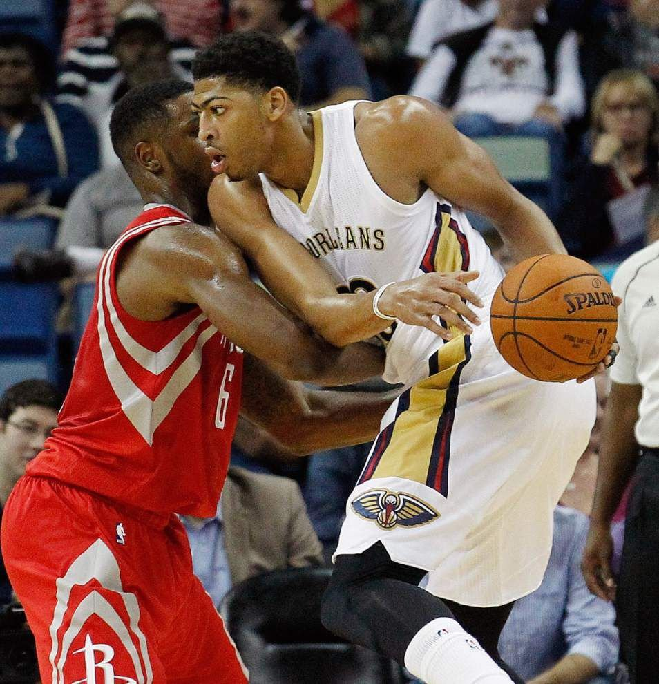 Pelicans forward Anthony Davis ranked No. 3 player in the NBA according to ESPN _lowres