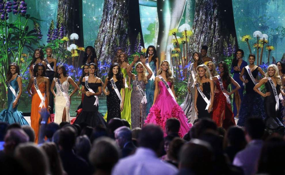 Miss USA contestants aim to break stereotypes with #BeMoreThanPretty campaign _lowres