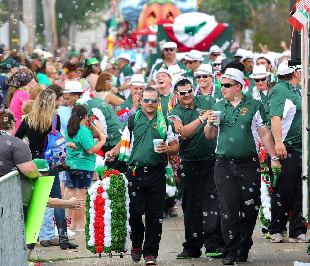 Photos: Irish-Italian parade _lowres