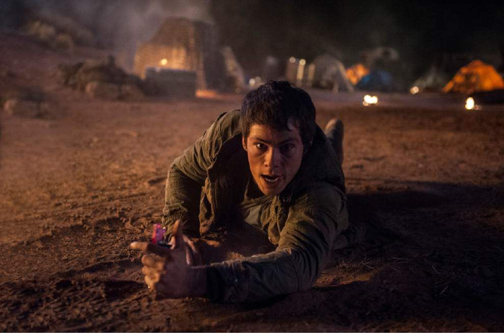 Review: Latest 'Maze Runner' lacks urgency of original _lowres