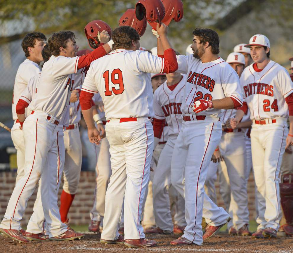 Brusly loads bases three times, and Brady Richardson delivers eight RBIs in victory over East Ascension _lowres