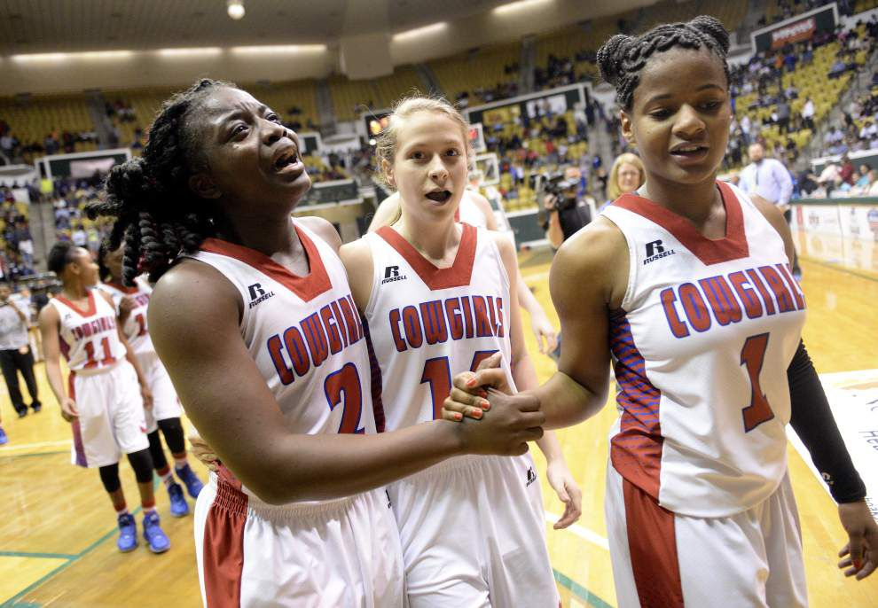 Jewel Sumner girls basketball defeats Parkview Baptist 60-50, takes home first state championship _lowres