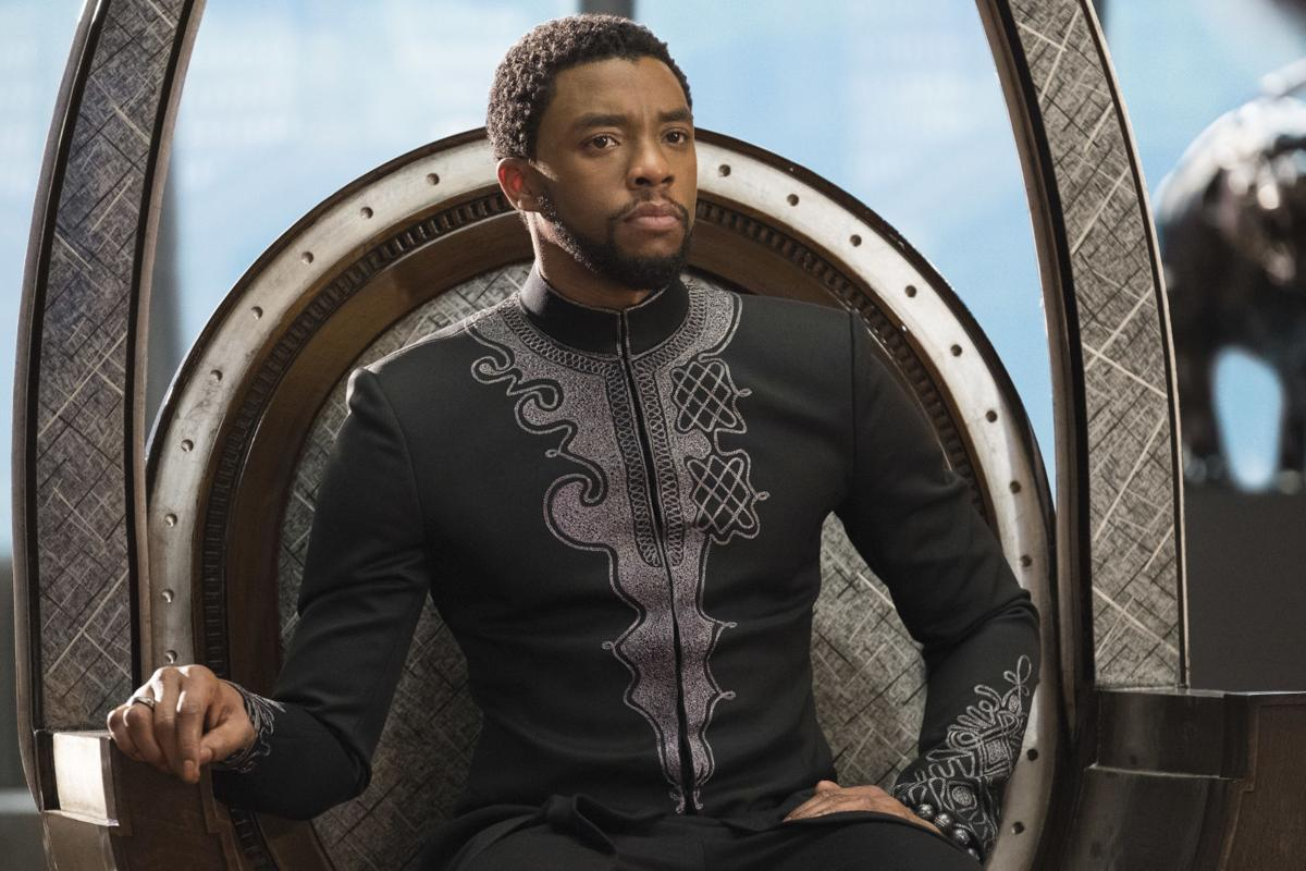 'Black Panther' still 4 for Red