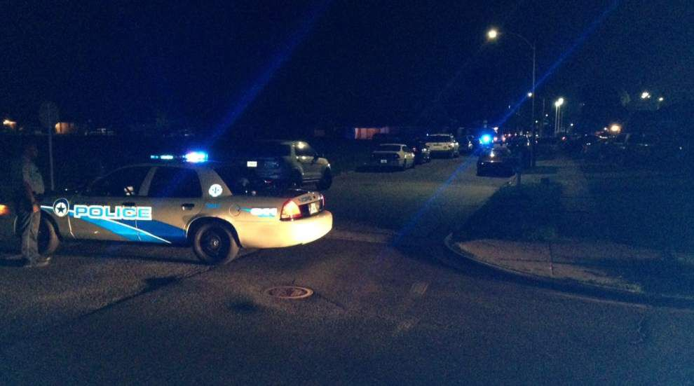 New Orleans Police Department officer shot at in New Orleans East, suspects remain at large _lowres