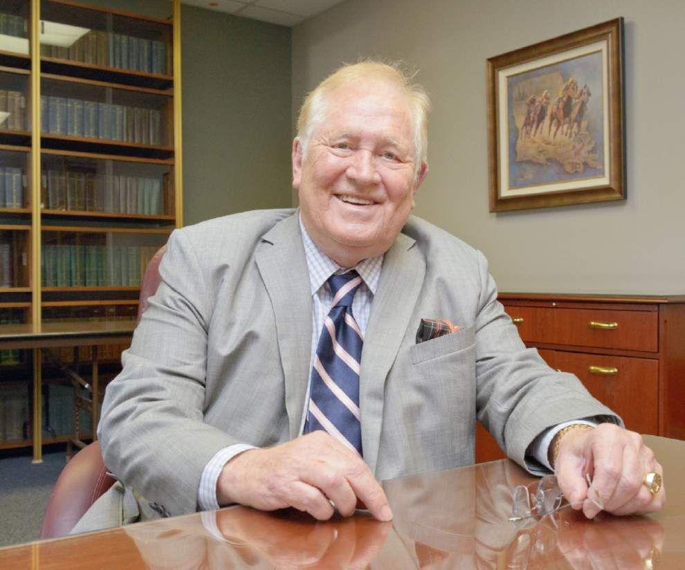 Q&A with Louisiana Racing Association chairman Bob Wright _lowres