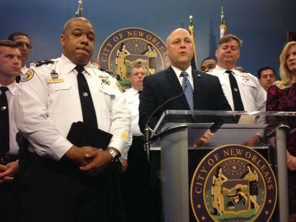 Interim N.O. police chief well-worn veteran of force _lowres