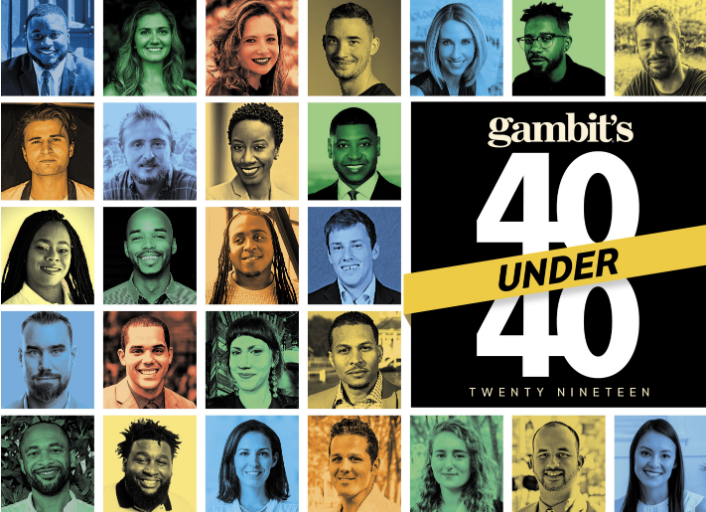 Gambit's 40 Under 40: Meet the 2019 class of New Orleans