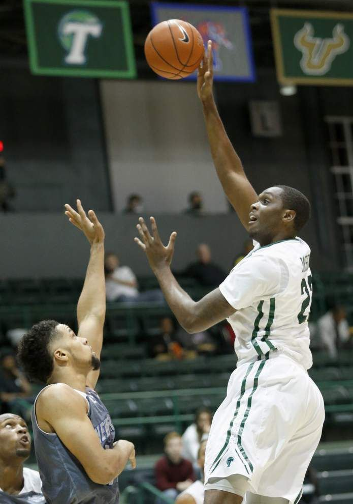 As the Tulane men open AAC play Tuesday at Memphis, where does the Green Wave stand? _lowres