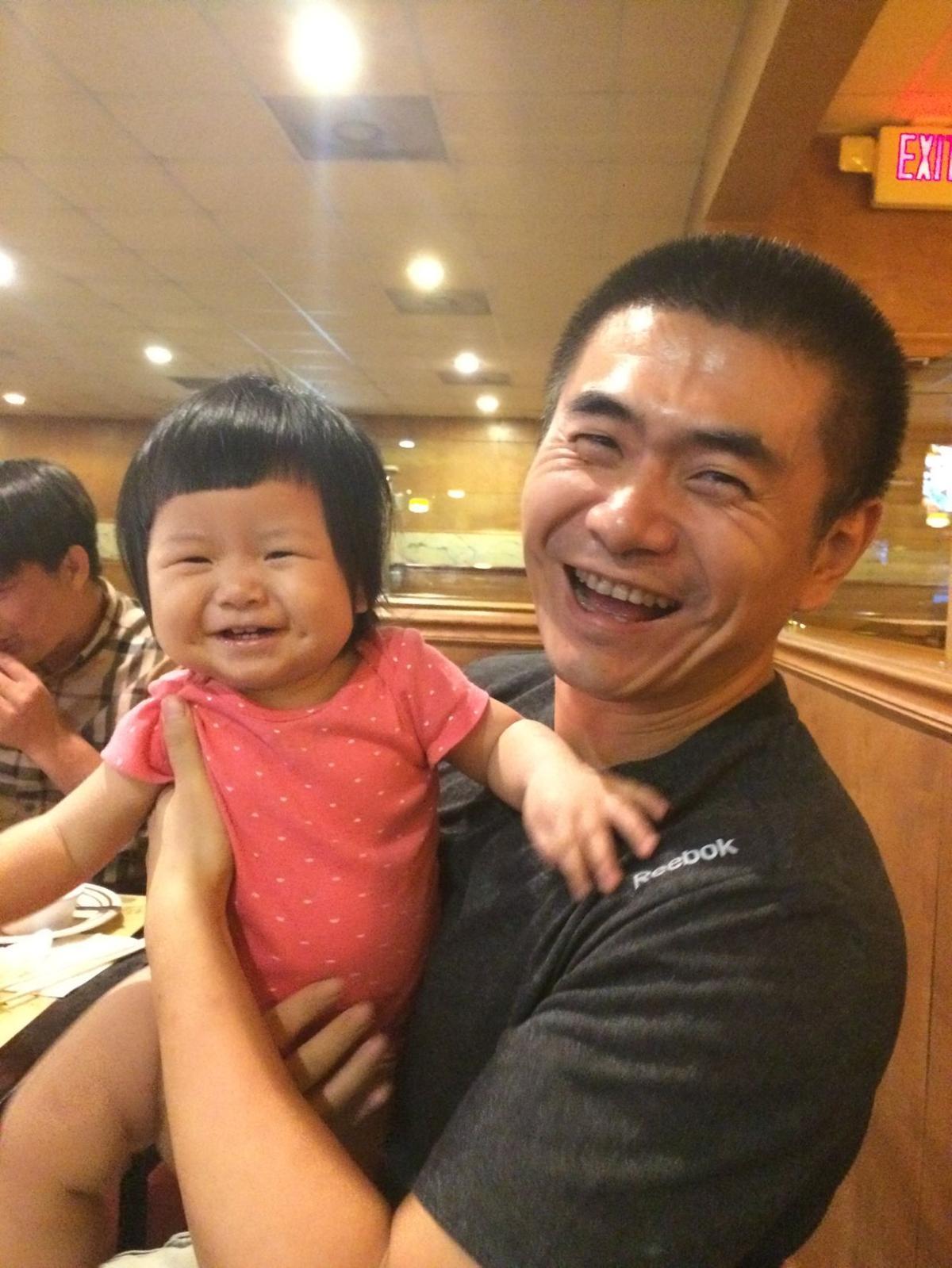 Sheng Li and Claire Li