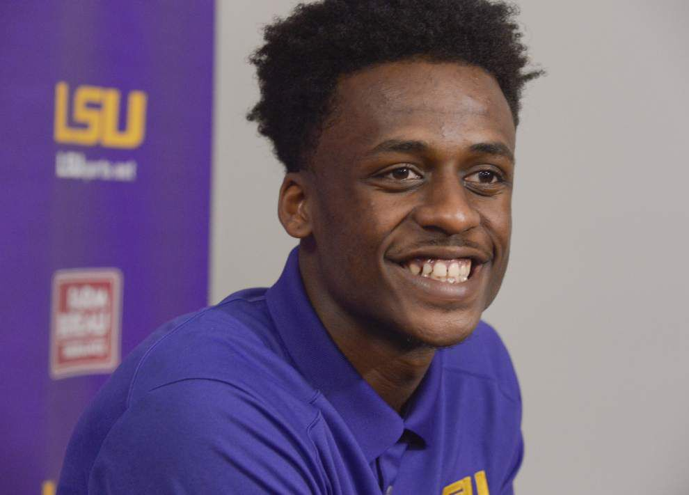 LSU's Johnny Jones on Antonio Blakeney's alleged role in Louisville recruit-sex scandal: 'Situation is probably more between him and his God' _lowres