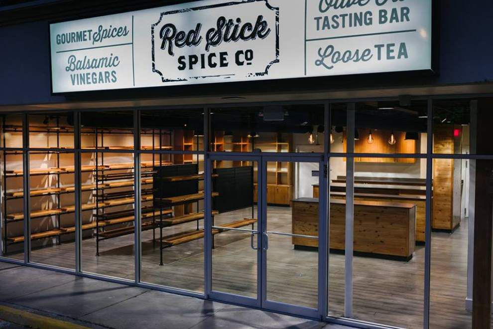 Red Stick Spice Company doubles downtown store space _lowres