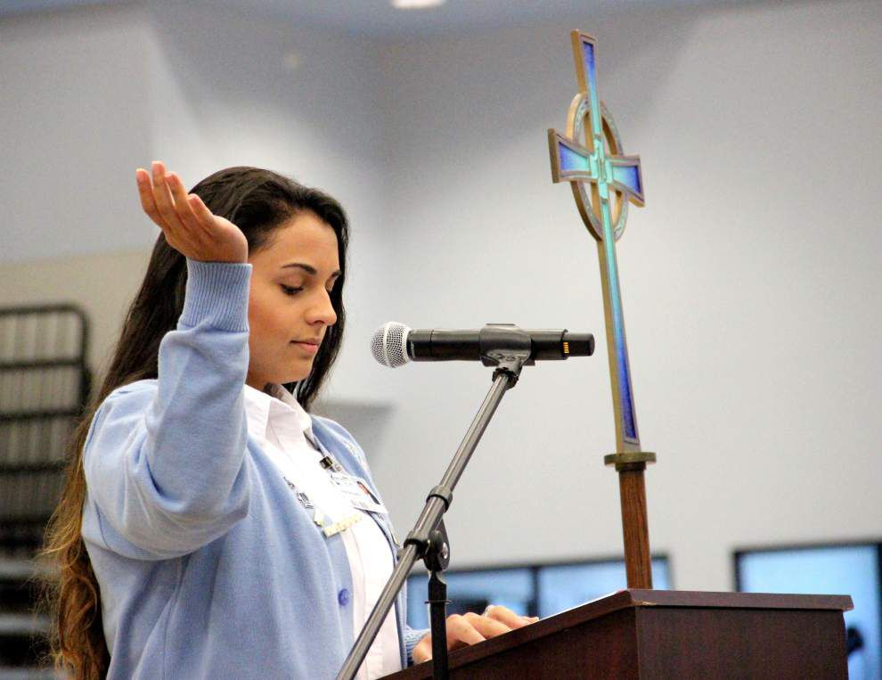 Academy of Our Lady celebrates birth of Blessed Virgin Mary _lowres