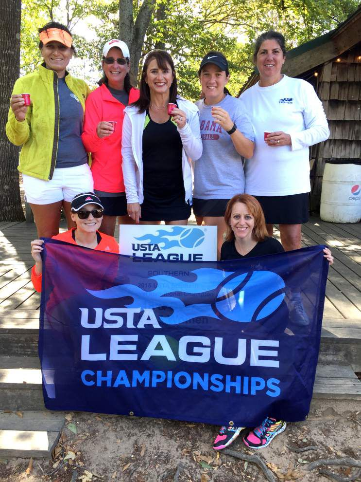 New Orleans tennis team prepares for USTA national competition _lowres