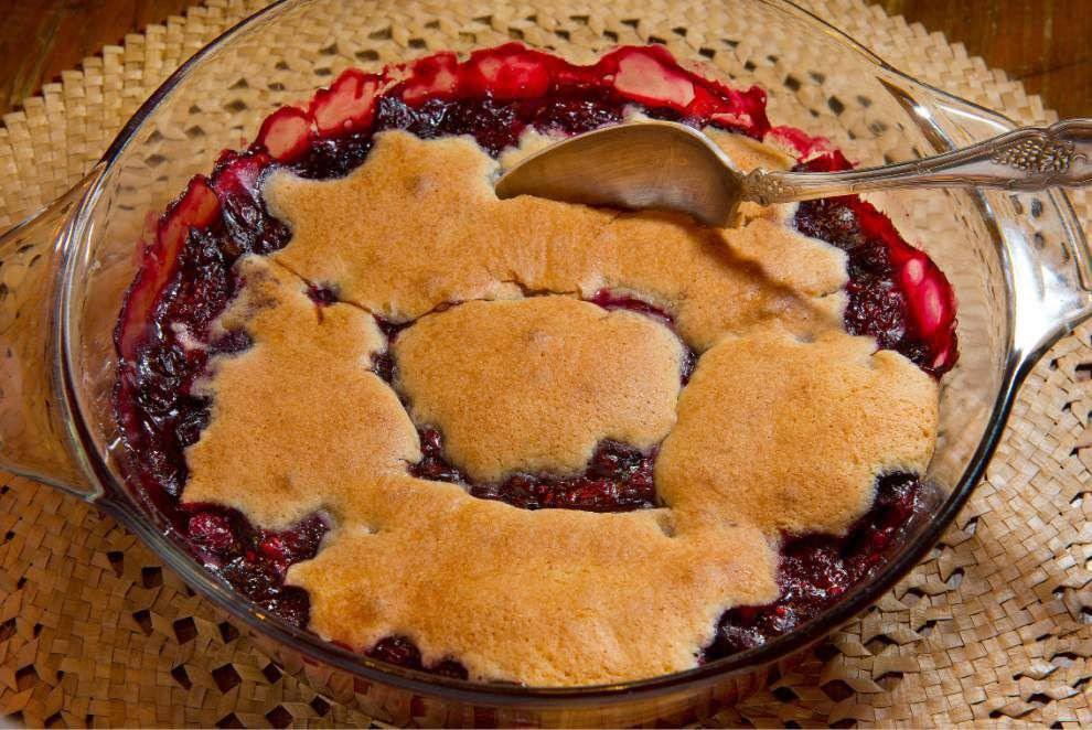 Gourmet Galley: Summer is a berry, berry good time to cook _lowres