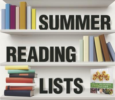summer reading lists cover