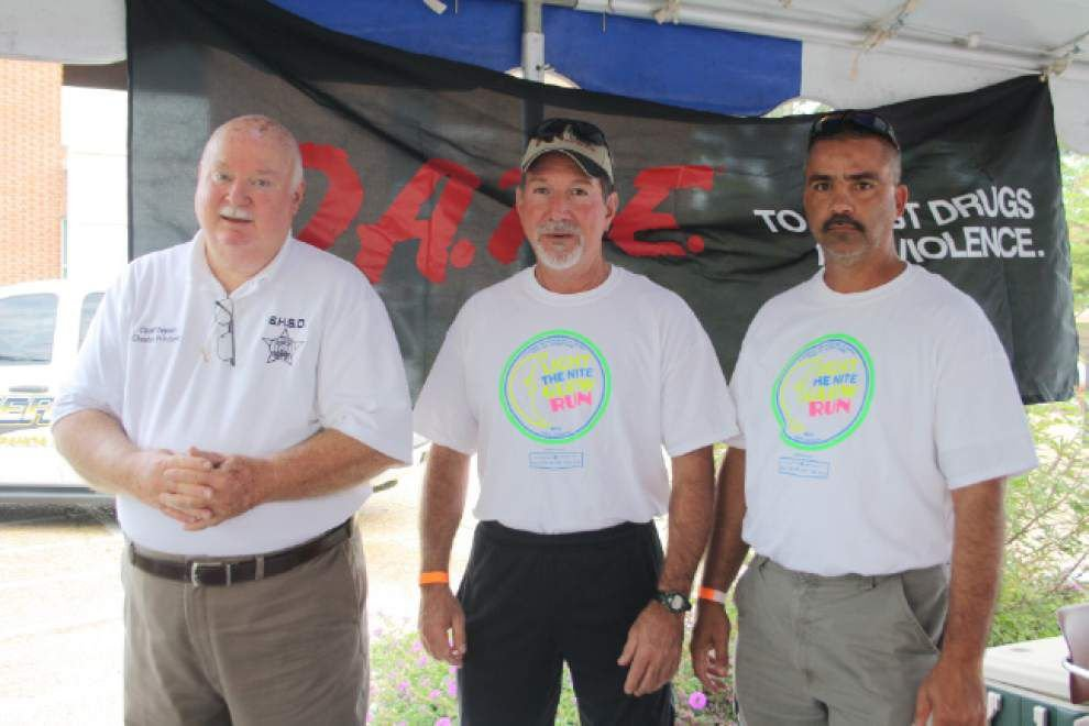 Crime Stoppers holds Night Out awareness event _lowres